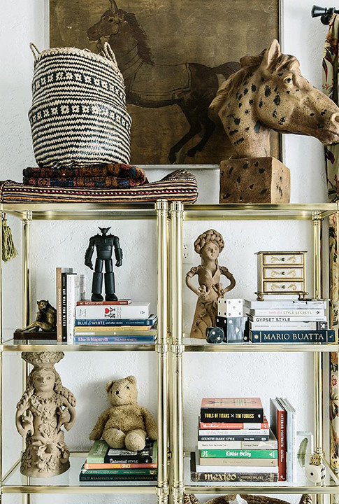 Hidden In Plain Sight - 15 Ways To Style Your Accessories As Decorative Objects - Lonny