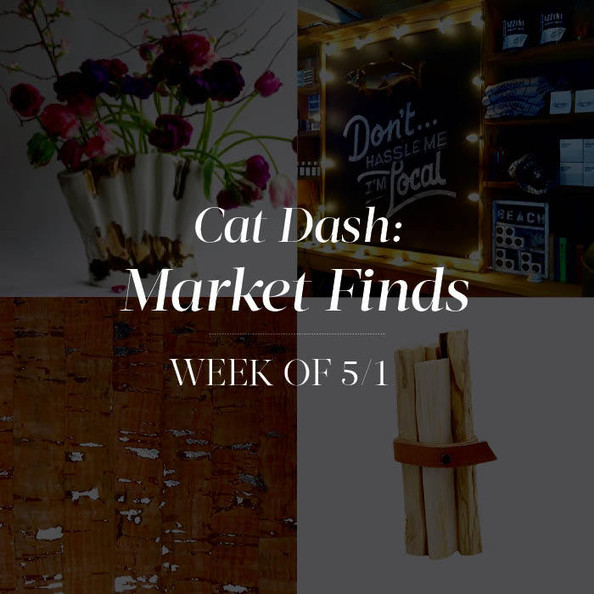 Market Finds: Week of May 1st