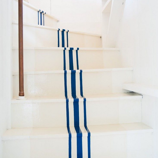25 Clever Under Stairs Ideas To Optimize The Leftover: Creative Ways To Use Leftover Paint