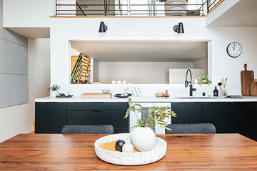 This Oakland Loft Is Minimalism At Its Best