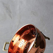 Copper-Plated Colander