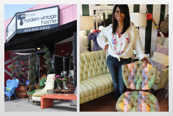 The owner of one of Los Angeles's best-kept secrets lets us in on her top sellers, favorite fabric stores, and biggest design influences.