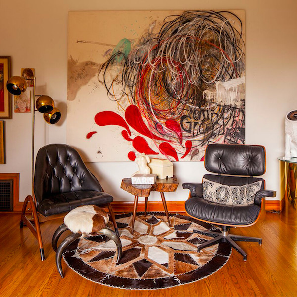 Oversized Art That'll Make You Forget About Gallery Walls