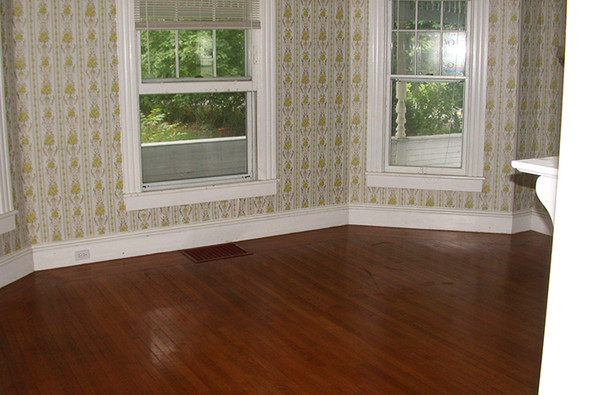 The Family Room Before
