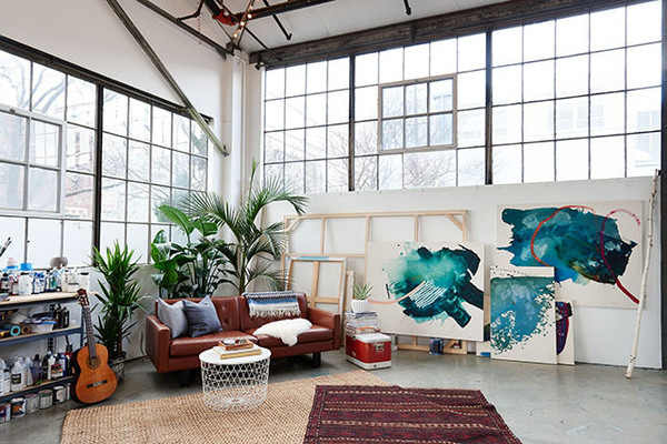 Layer Your Rugs