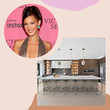 Bella Hadid's Beautiful Abode