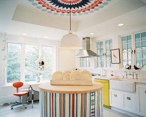 Transform Your Kitchen with an Interesting Island