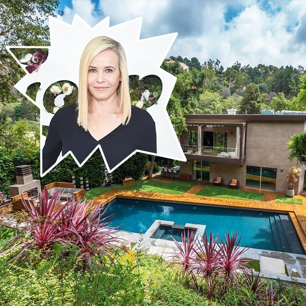 Chelsea Handler's $11.5 Million Home Is The Fresh Listing Of Bel Air
