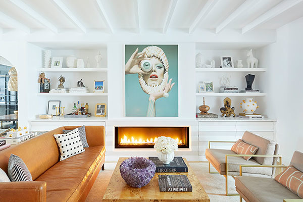 This Whimsical Brooklyn Townhouse Is An Art-Lover's Dream