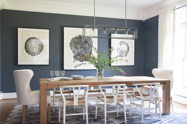 Home Tour: Crowell Interiors Project in Nashville