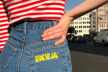 Did IKEA Used To Make Jeans?