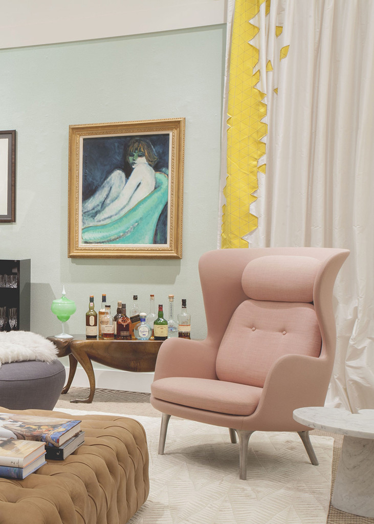 Decorating With Pastels At Sotheby S Designer Showhouse Lonny