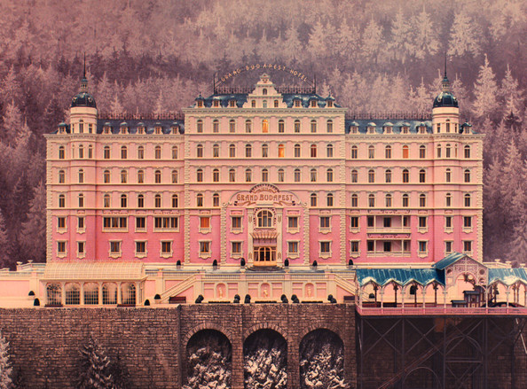 The Grand Budapest Hotel Wins for Best Interior Design