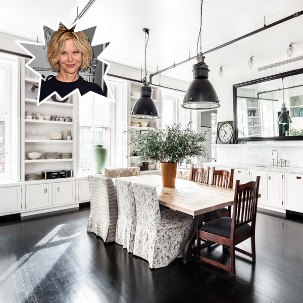 Meg Ryan's $10.9 Million SoHo Loft Is A NYC Dream