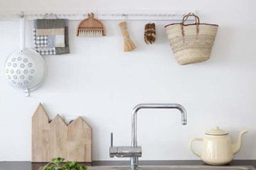 Pinterest Board Of The Week: The Chic, Handy Peg Rail