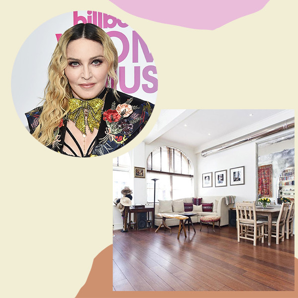 You Can Go On A Holiday In Madonna's Former London Apartment