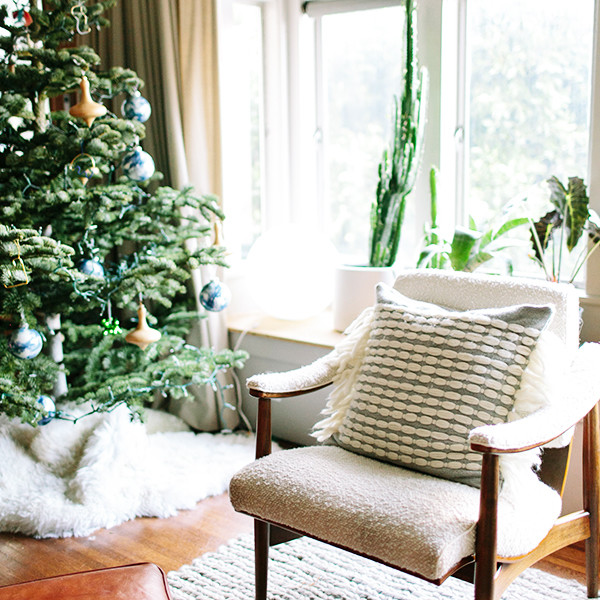 How Lonny Editors Decorate Their Homes For The Holidays