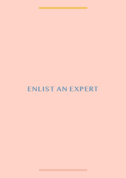 Enlist An Expert
