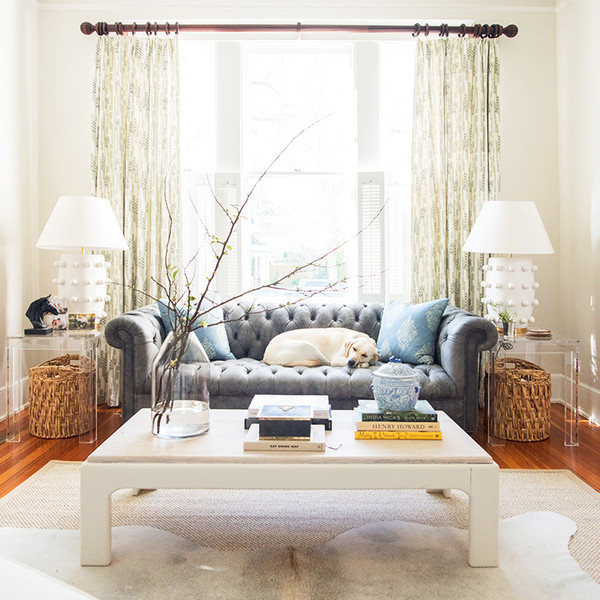 Step Inside This Designer's Southern Belle Of A Home