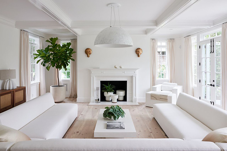 30 White Living Room Ideas That Will, White Living Rooms Pictures