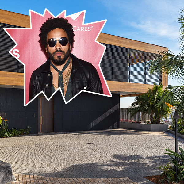 You Can Own A $38 Million Home Designed By Lenny Kravitz