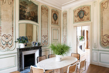 We're Head Over Heels For Lucy Folk's Parisian Pied-à-terre
