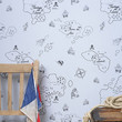 Pirate Seas Wallpaper by Hibou Home