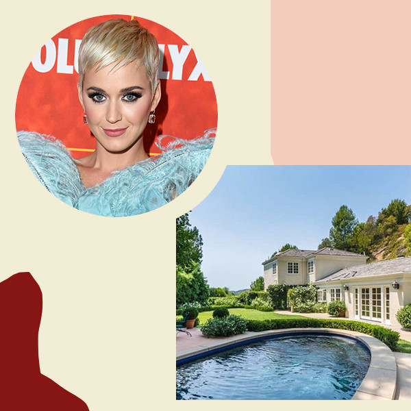 Katy Perry's New Guest House Is A $7.5 Million Beverly Hills Mansion