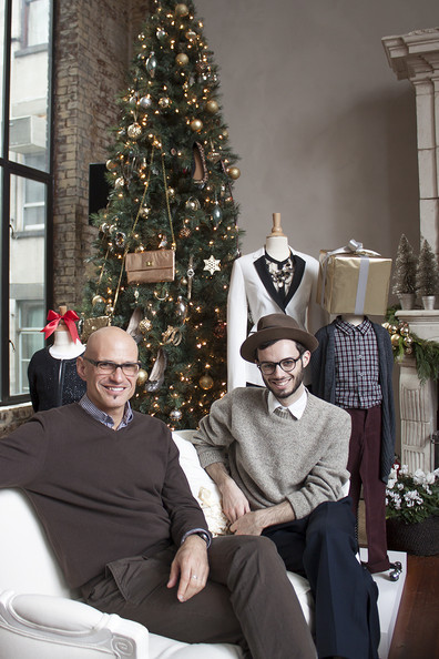 David Stark and Target Party With Pinterest