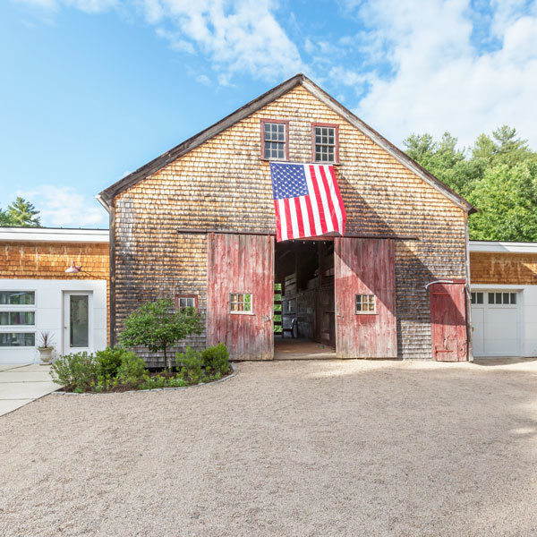 A New Hampshire Barn That Is Anything But Expected