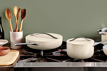 Caraway Is The Modern Cookware Brand We've Been Waiting For