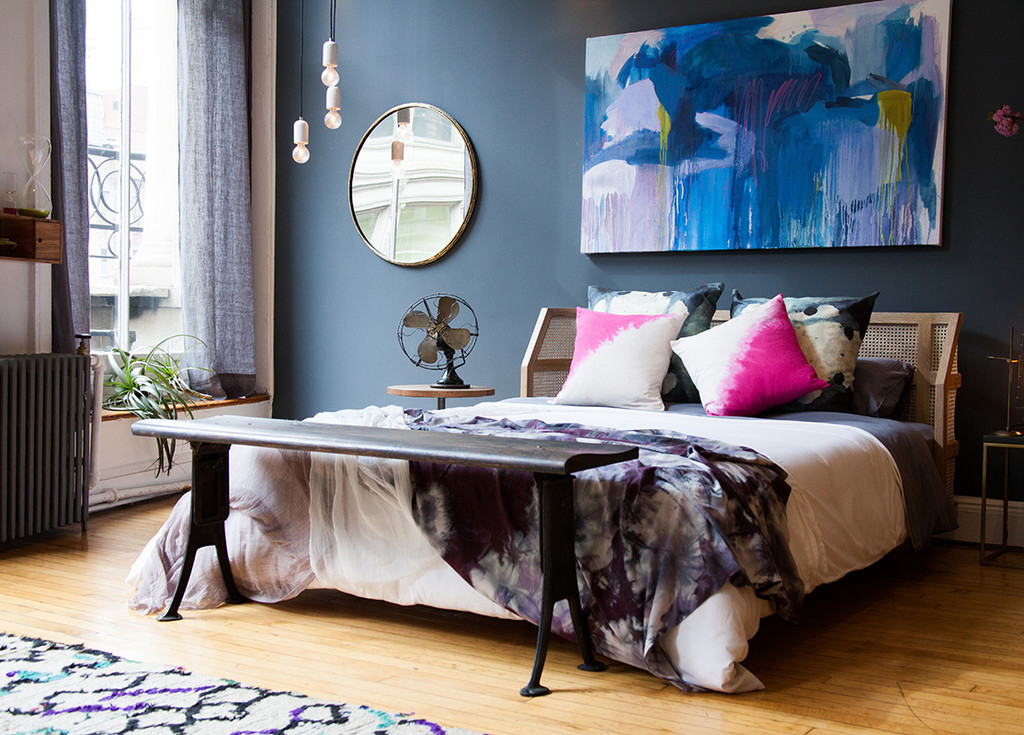 Get the Look: Athena Calderone's TK Bedroom