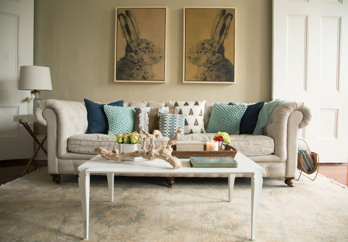 Superb Get The Look: Lindsey Callau0027s New Orleans Living Room Part 30
