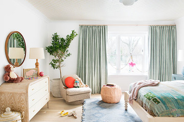 There's Nothing Beige About This Suburban New York Home