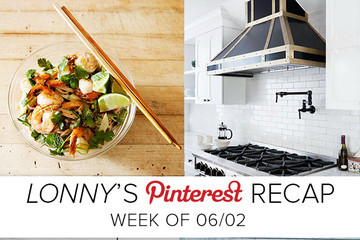 Lonny's Top Pins of the Week: The June Issue