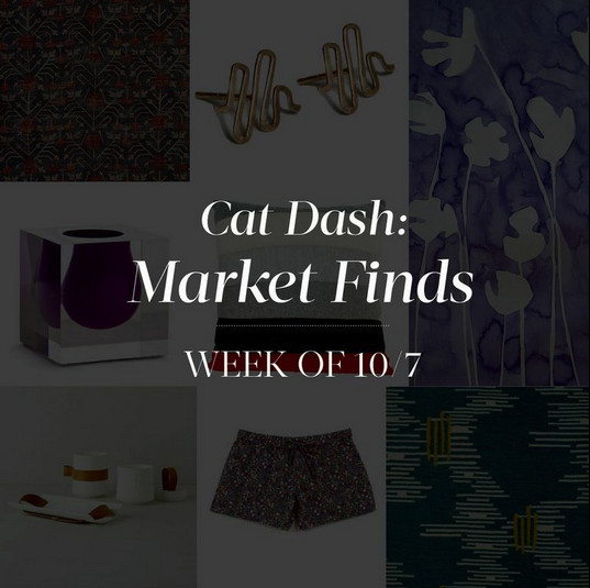 Market Finds: Week of October 7th