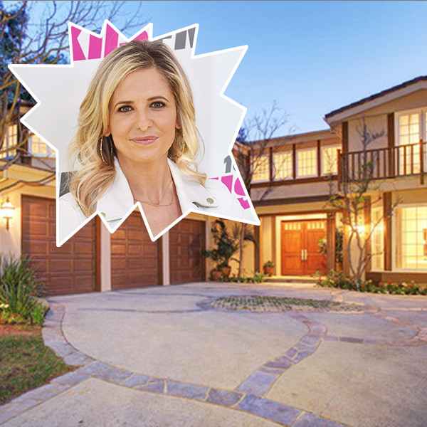 Sarah Michelle Gellar and Freddie Prinze Jr.'s Bel Air Home