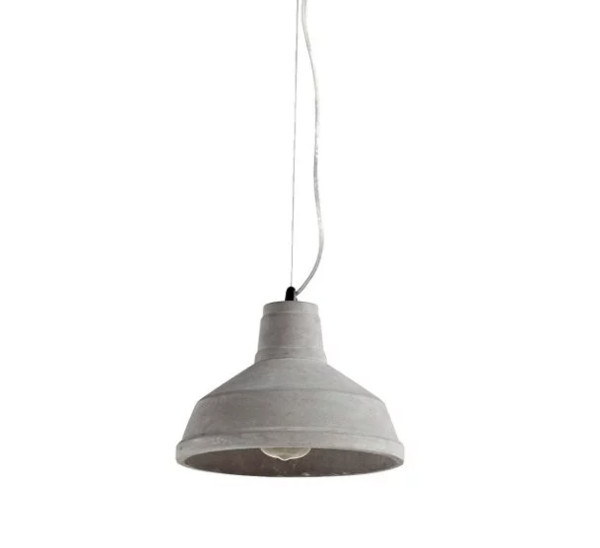 Conical Ceiling Light