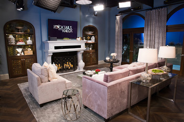 Entertaining Inspiration: From the 'Kocktails with Khloé' Set to Your Living Room