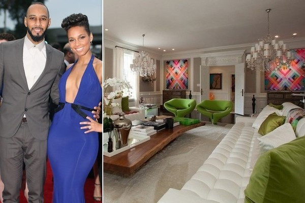 Alicia Keys Lists New Jersey Mansion For $14 Million