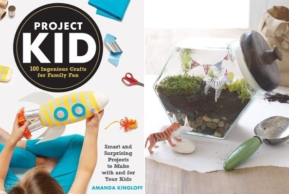 Make This Now A Kid Friendly Terrarium Family Living 2014 Lonny