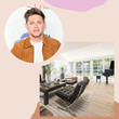 Niall Horan's Stylish Space