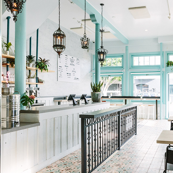 Get The Look Of The Freshest Restaurant Designs
