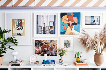 How 2 Designer Best Friends Made Their Office A Stylish Shoppable Space