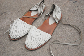 So Perfect for Summer: Huarache Sandals