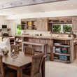 Driftwood Cabinetry