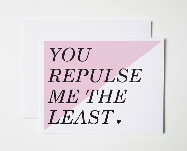 The Perfect Card for Every Valentine