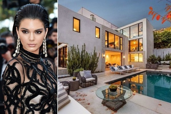 See Kendall Jenner's New L.A. Pad She Bought From John Krasinski And Emily Blunt