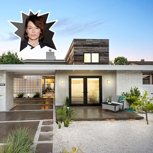 Lena Headey's $1.94 Million Home Is So Colorful