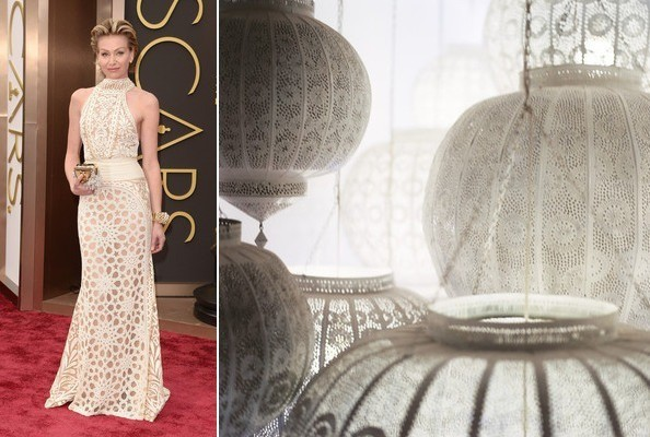Oscars 2014: Dress to Decor